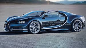 Bugatti Starting Price No Bugatti Chiron Roadster Planned Says Marketing Boss