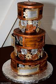 30 nerdy wedding cakes steampunk wedding cake steampunk wedding