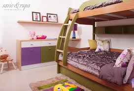 Bunk Bed Concepts Savio And Rupa Interior Concepts Bangalore Professional