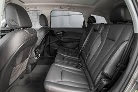 Audi Q7 Black Edition - first drive 2017 audi q7 light u0026 loaded photo u0026 image gallery