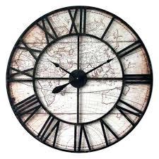 horloge murale cuisine originale grande horloge murale originale enorme horloge murale trendy grande