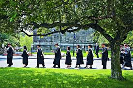 free tuition for college or promised to students from