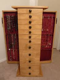 jewelry armoire plans jewelry armoire 9 steps with pictures