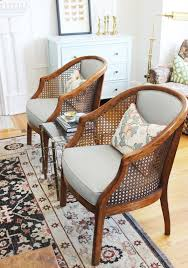 Used Furniture Victoria Bc Craigslist Tiffany Leigh Interior Design Cane Chair Makeover Switch Studio