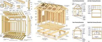 free storage shed plans 16x20 nearya