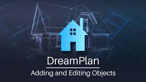 dreamplan home design adding and editing objects tutorial youtube