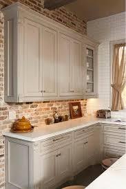 faux brick kitchen backsplash faux brick backsplash brick veneer kitchen backsplash best 25 faux