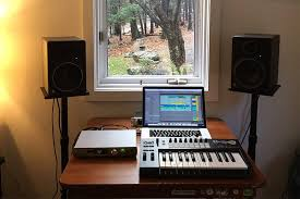 Studio Memes - four tet posted a photo of his studio inspired an stream of twitter