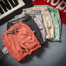 compare prices on corduroy shorts men online shopping buy low