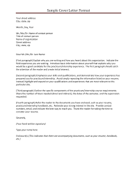 format a cover letter 28 images application cover letter 8