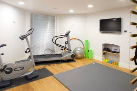 Small Home Gym Ideas Home Workout Room Home Gym Contemporary With Contemporary
