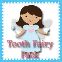 3 dinosaurs tooth fairy pack