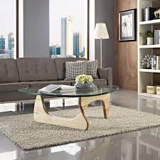 white stone coffee table coffee table for living room modern white stone sleek style vases