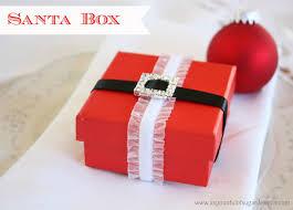 santa box a spoonful of sugar