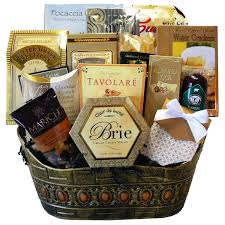 gourmet food basket standing ovation gourmet food basket candy option