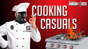 cook siege cooking casuals rainbow six siege