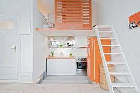 Orange And White Kitchen Ideas Kitchen White Orange Small Kitchen Design 20 Creative Kitchen