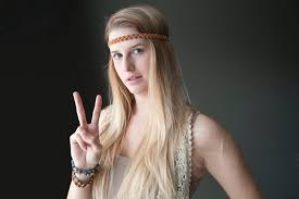 hippie hairstyles for long hair 1960 hippie hairstyles leaftv