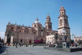 Morelia Mexico Map by Roman Catholic Archdiocese Of Morelia Wikipedia
