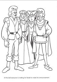 image swan princess official coloring page 41 png richard rich