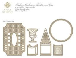 Anna Griffin Craft Room Furniture - 98 best anna griffin elegant paper crafts tools images on