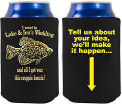 cheap wedding koozies cheap koozies customizemykooziespersonalized koozies