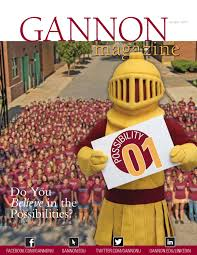 Gannon by Gannon University Issuu