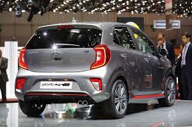 kia picanto 2017 kia picanto is the cutest small car in geneva autoevolution