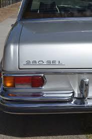 1973 mercedes benz 280sel 4 5 german cars for sale blog