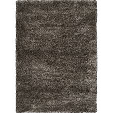 Brown And Gray Area Rug Himalaya By Home Dynamix 8206 Ultra Thick And Plush Shag Area Rug