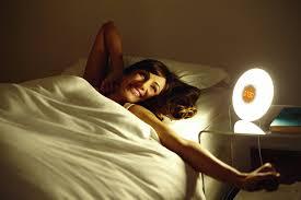 alarm clock that wakes you up in light sleep amazon com philips wake up light alarm clock with sunrise