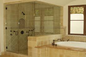 how to clean glass shower doors bath decors