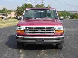 1992 ford f150 lariat flareside pick up truck nostalgic motoring