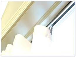 Curtain Rod Ceiling Mount Ceiling Mount Curtain Rods Inside Mount Curtains Large Size Of