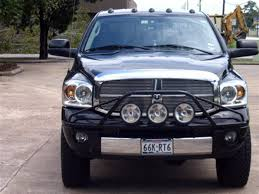 dodge ram push bumper manufacturers of high quality nerf steps prerunners harley bars