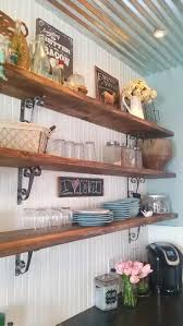 open shelves in kitchen ideas country farmhouse farmhouse kitchens diy open kitchen shelving