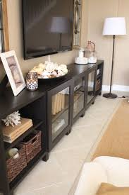 Home Center Decor Best 25 Tv Console Decorating Ideas On Pinterest Tv Stand Decor