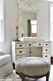 neutral nursery decor ideas restoration hardware inspired