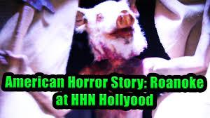 past halloween horror nights websites american horror story roanoke highlights at halloween horror