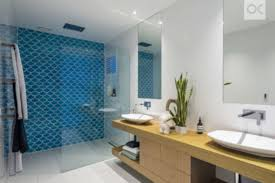 bathroom tile trends 6 bathroom tile trends we re completely obsessed with homely