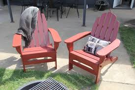 How To Paint An Adirondack Chair A