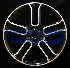 Black Rims For 2013 Mustang Ford Flex Wheels Ebay