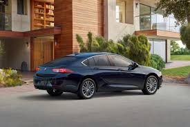 lexus es 2018 website slip up reveals 2018 buick regal u0027s v6 powered gs model