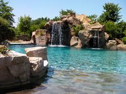 charlotte pool waterfalls pool water slides grottos in charlotte nc