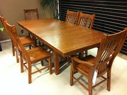 mission style dining room furniture astonishing 10 best dining tables images on pinterest room craftsman
