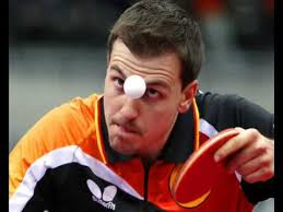 Best Table Tennis Player Timo Boll The Best Table Tennis Player Youtube