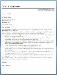 revenue auditor cover letter