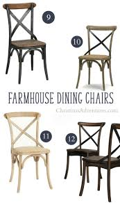 Buy Dining Chairs Where To Buy X Back Farmhouse Dining Chairs Christinas Adventures