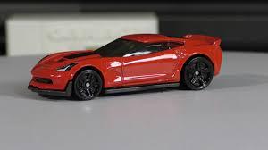 hotwheels corvette 2017 wheels k 217 corvette c7 z06 model