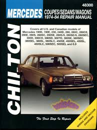 mercedes 240d shop service manuals at books4cars com